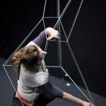 Résonance, sculpture sonore interactive
