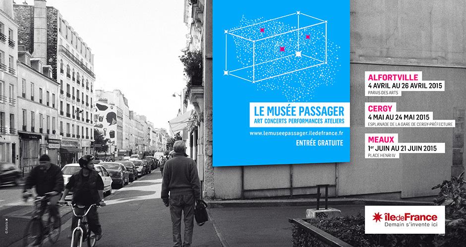 Affiche Musée passager